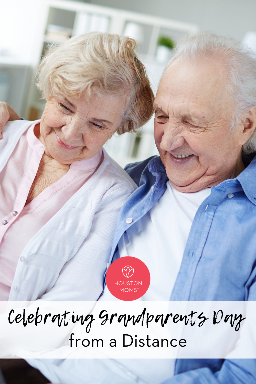 "Houston Moms ""Celebrating Grandparents Day from a Distance"" #houstonmoms #houstonmomsblog #momsaroundhouston"