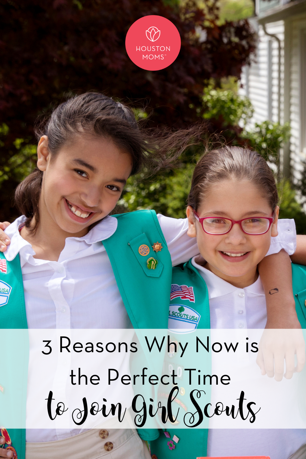 """Houston Moms """"3 Reasons Why Now is the Perfect Time to Join Girl Scouts"""" #Houstonmoms #houstonmomsblog #momsaroundhouston"""