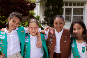 Girl Scouts Feature