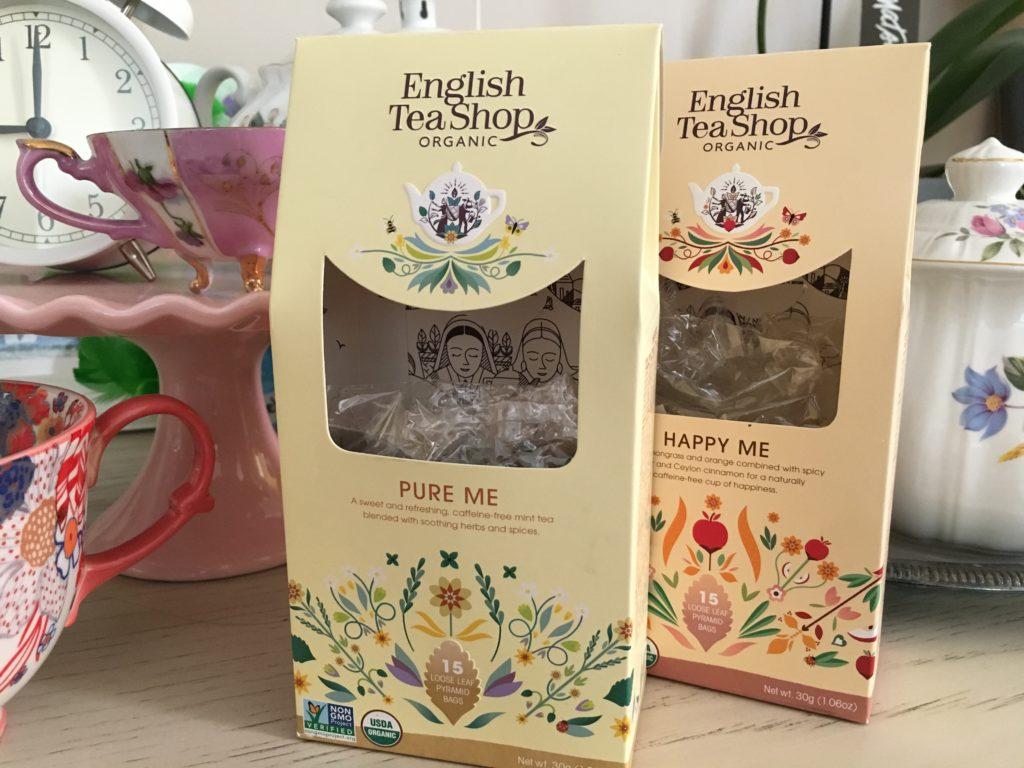English Tea Shop teas