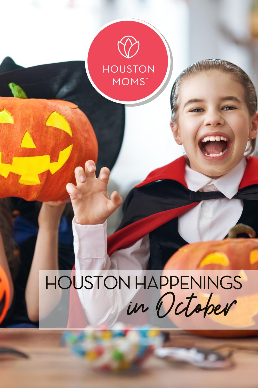 """Houston Moms """"Houston Happenings in October"""" #houstonmoms #houstonmomsblog #momsaroundhouston"""