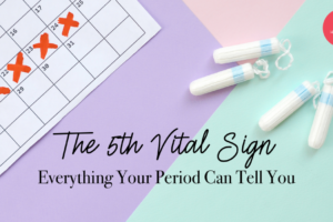 The 5th Vital Sign