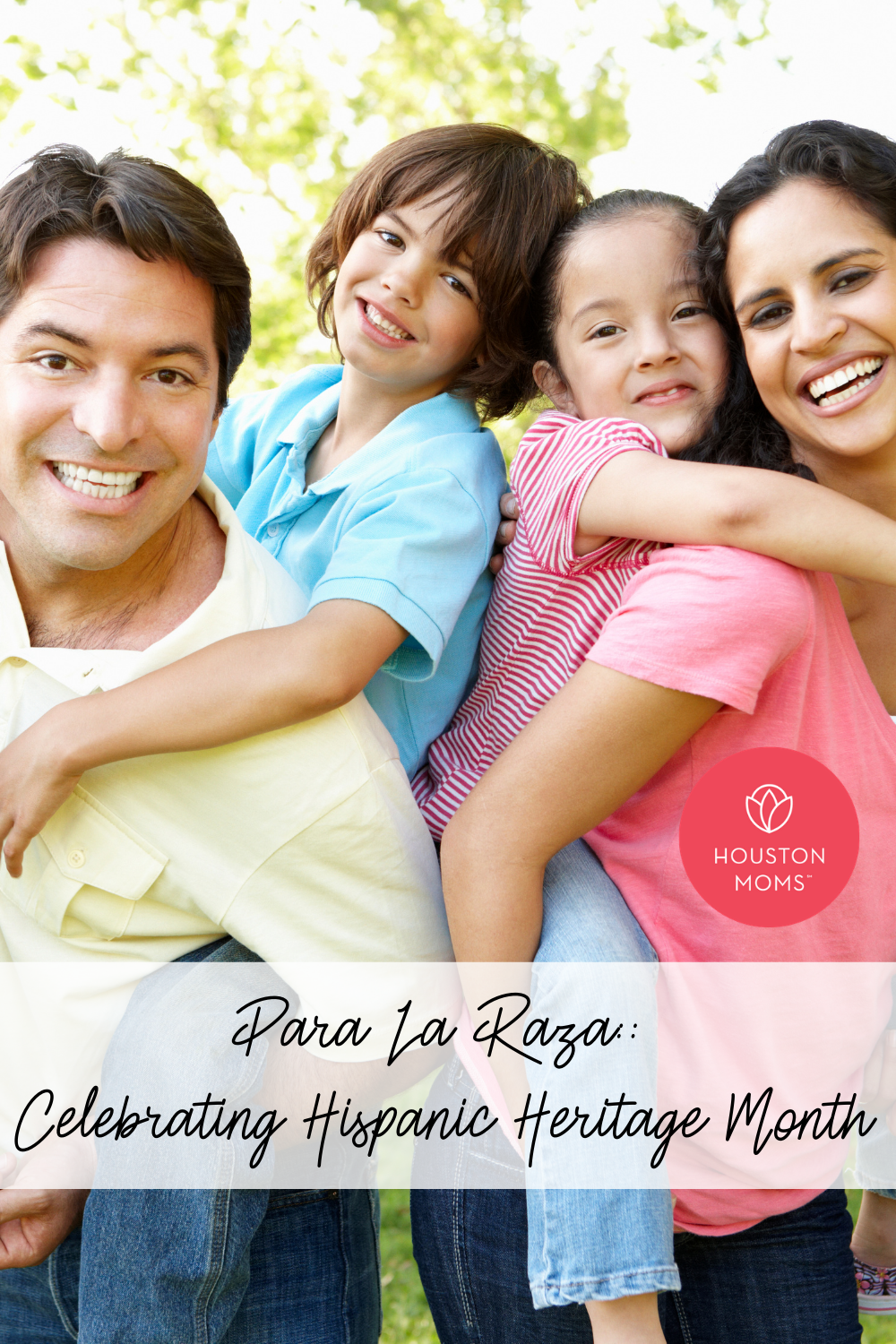 "Houston Moms ""Para La Raza:: Celebrating Hispanic Heritage Month"" #houstonmoms #houstonmomsblog #momsaroundhouston"