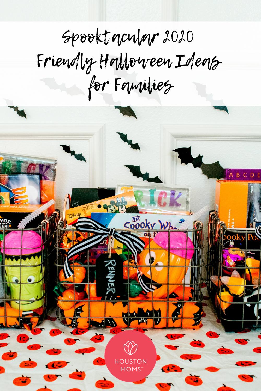 """Houston Moms """"Spooktacular 2020 Friendly Halloween Ideas for Families"""" #houstonmoms #houstonmomsblog #momsaroundhouston"""