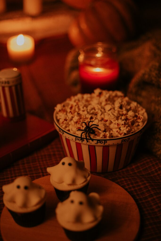 Family Friendly Halloween Movie and Snack Combos