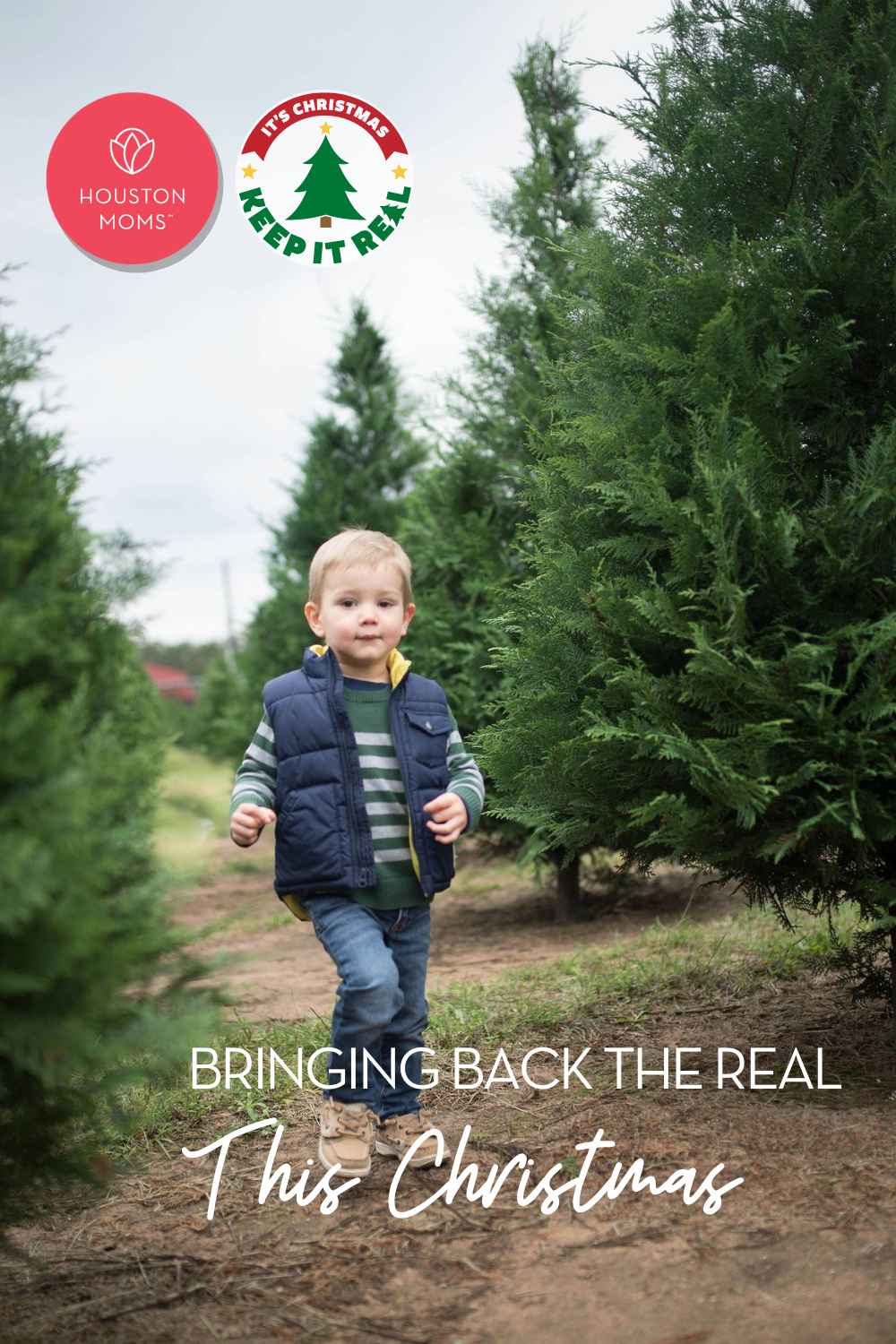 "Houston Moms ""Bringing Back the Real This Christmas"" #houstonmoms #houstonmomsblog #momsaroundhouston"