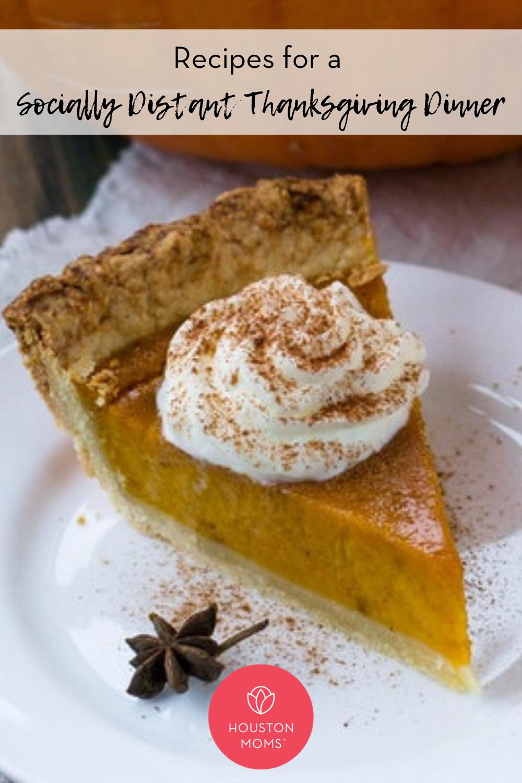 """Houston Moms """"Recipes for a Socially Distanced Thanksgiving Dinner"""" #houstonmoms #houstonmomsblog #momsaroundhouston"""