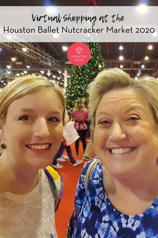 """Houston Moms """"Virtual Shopping at the Houston Ballet Nutcracker Market 2020"""" #houstonmoms #houstonmomsblog #momsaroundhouston"""