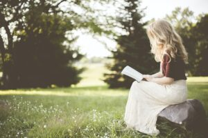 An Unexpected Resolution :: Reading, Reflections, and Rambling