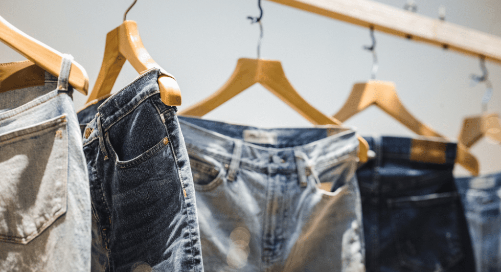 Comfortable Old Jeans Fit Like Enduring Friendships