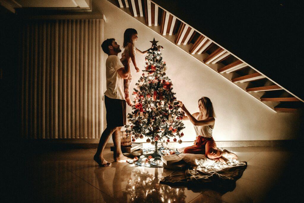 Move Over, Santa:: Creating Christmas Magic Without Kris Kringle