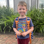 His Backpack Now Fits:: Reflections on the End of the Preschool Years