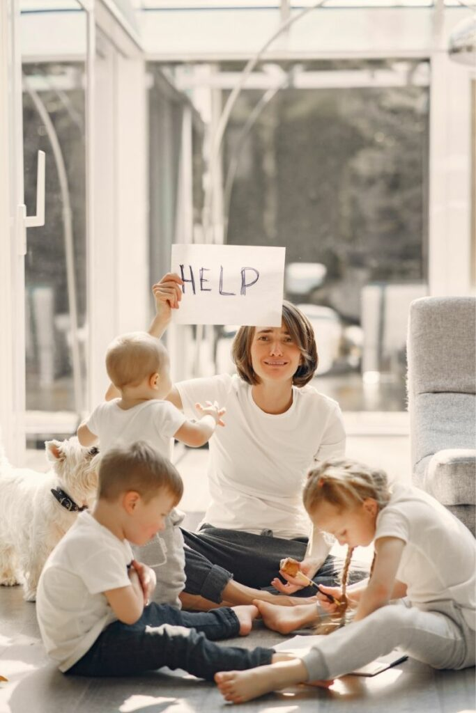 Parental Burnout In a Pandemic:: Know the Signs and Learn to Cope
