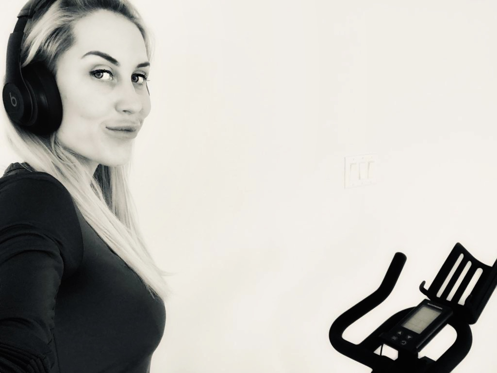Pedal Power:: Liberation on an Exercise Bike