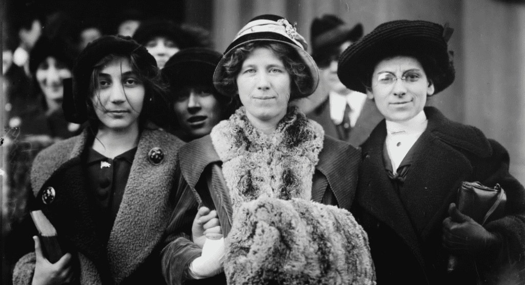 Herstory:: Celebrating and Learning from Women's History in America