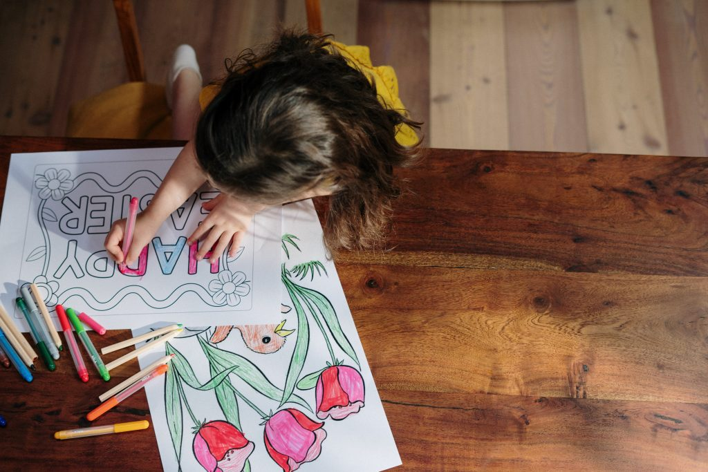 Easter Crafts:: Eggs, Bunnies and Slimy Fun