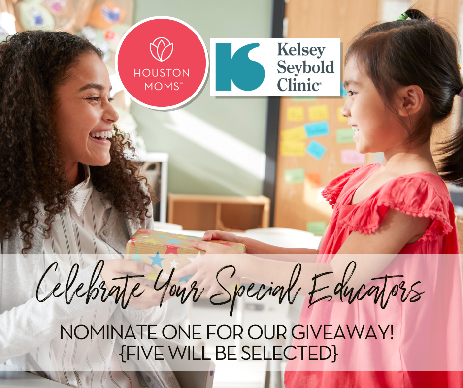 10 Ways to Celebrate Teachers + Nominate Your Favorite for a Giveaway!