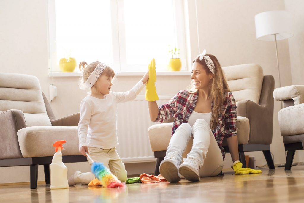 How Spring Cleaning Can Improve Your Health