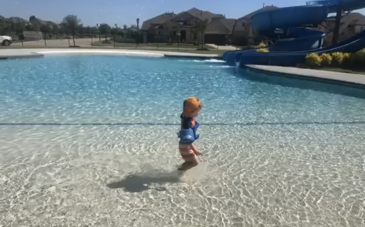 National Water Safety Month:: The Day My Son Almost Drowned