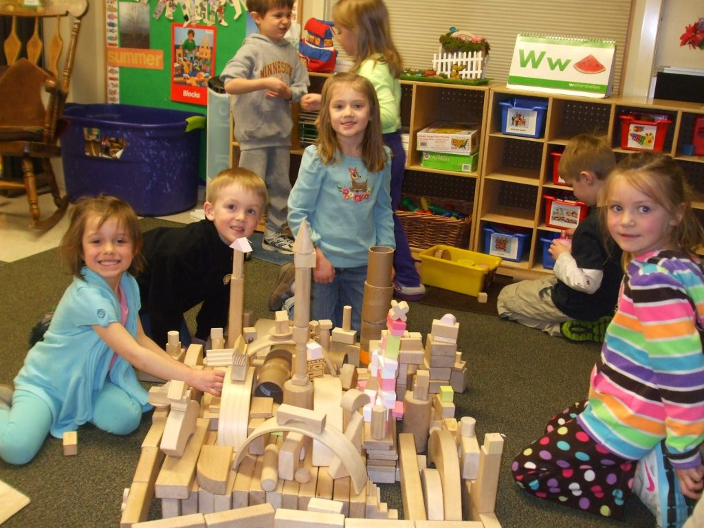 The First Days of Preschool:: Preparing Children for Success