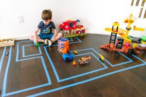 Rainy Day Activities for Toddlers and Preschoolers