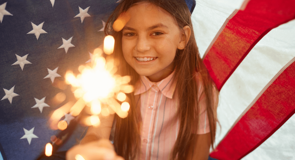 4th of July in Houston :: Family Friendly Fun, Fireworks and Festivities
