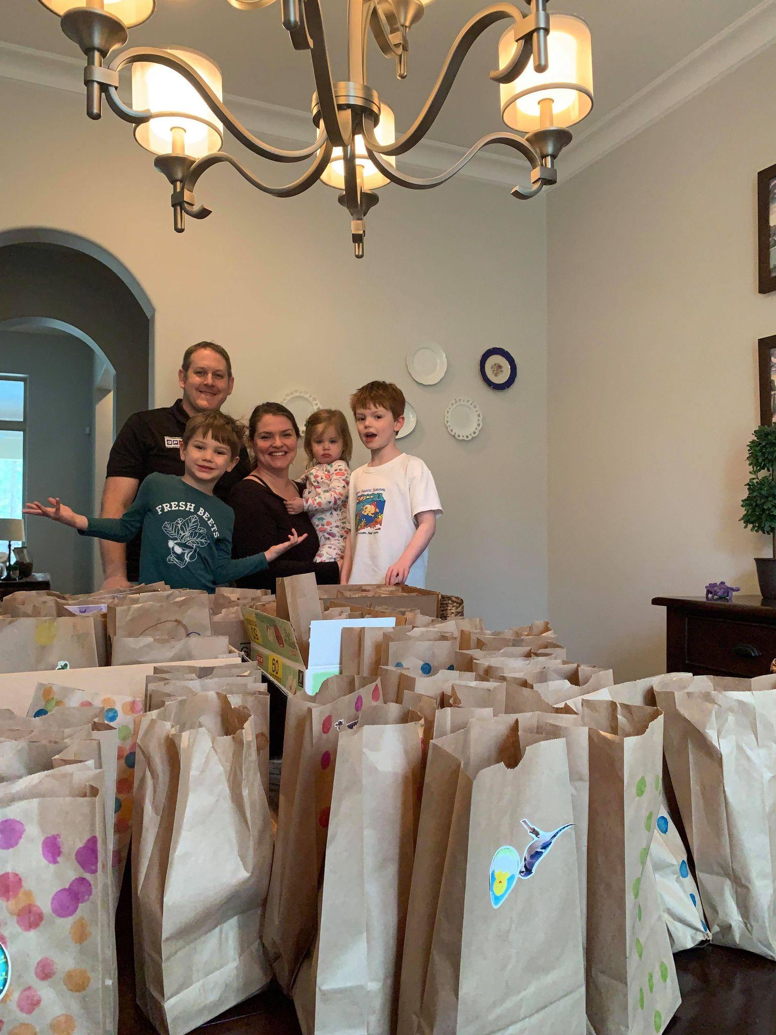 Houston Summer Kid-Friendly Giving Back