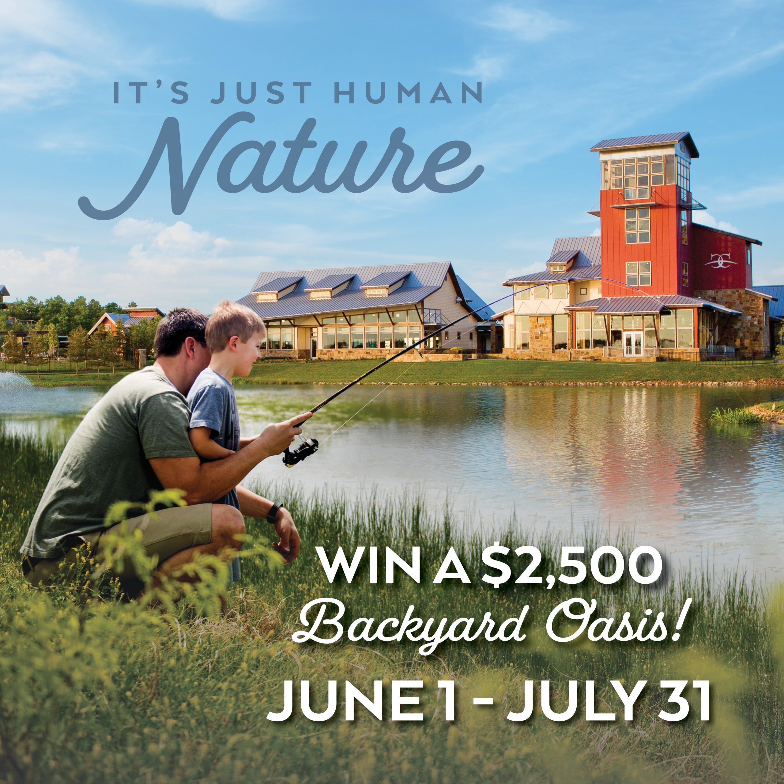 Bring Nature into your Backyard in Cross Creek Ranch