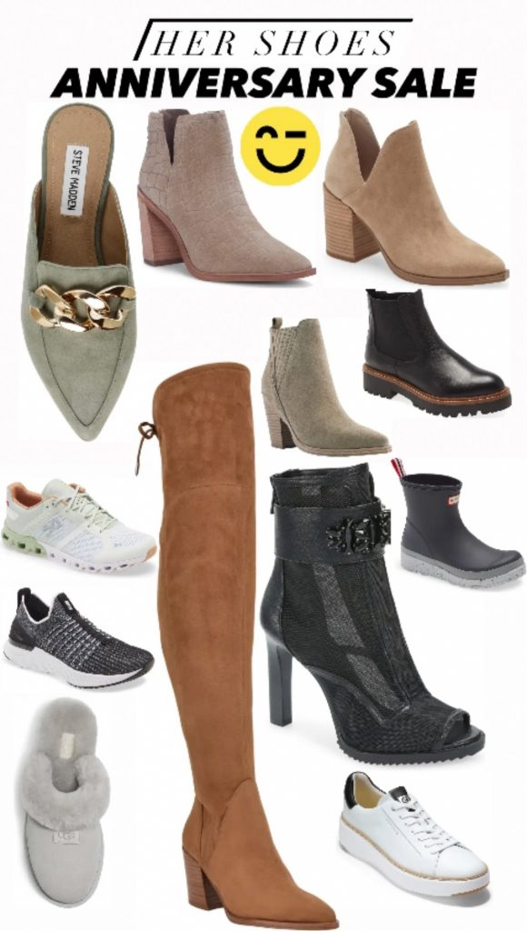 A Houston Moms Guide to the 2021 Nordstrom Anniversary Sale
