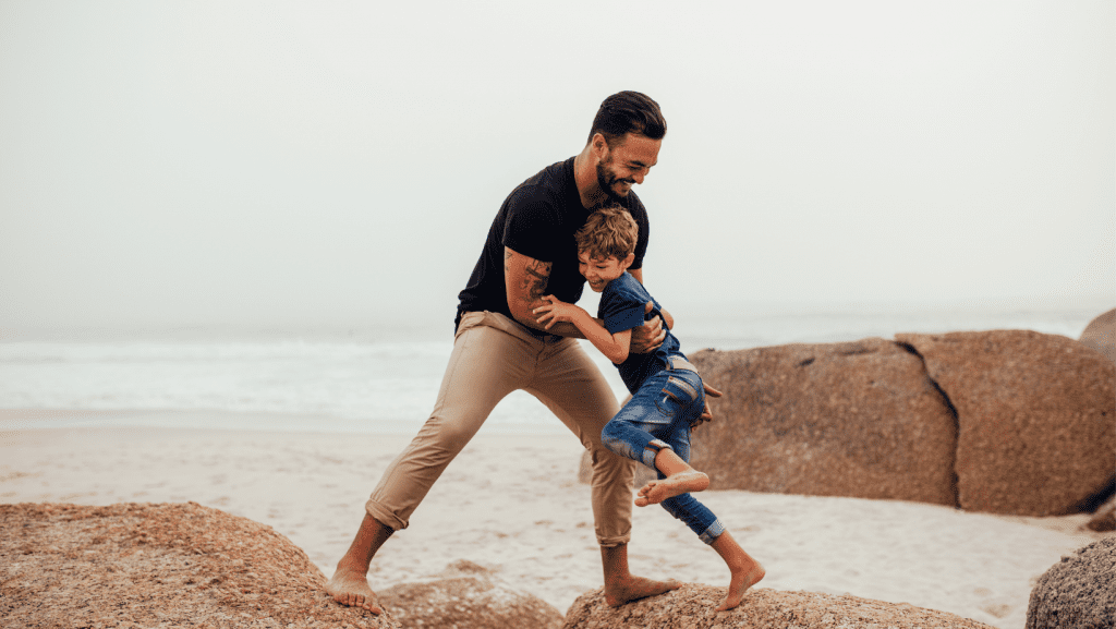 Parenting:: Is it Time to Start Thinking Like a Man?