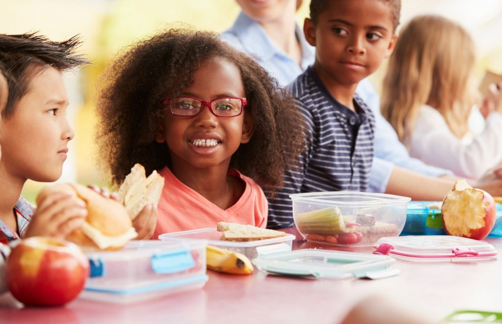 Kid and Mom Approved School Lunches Without The Stress
