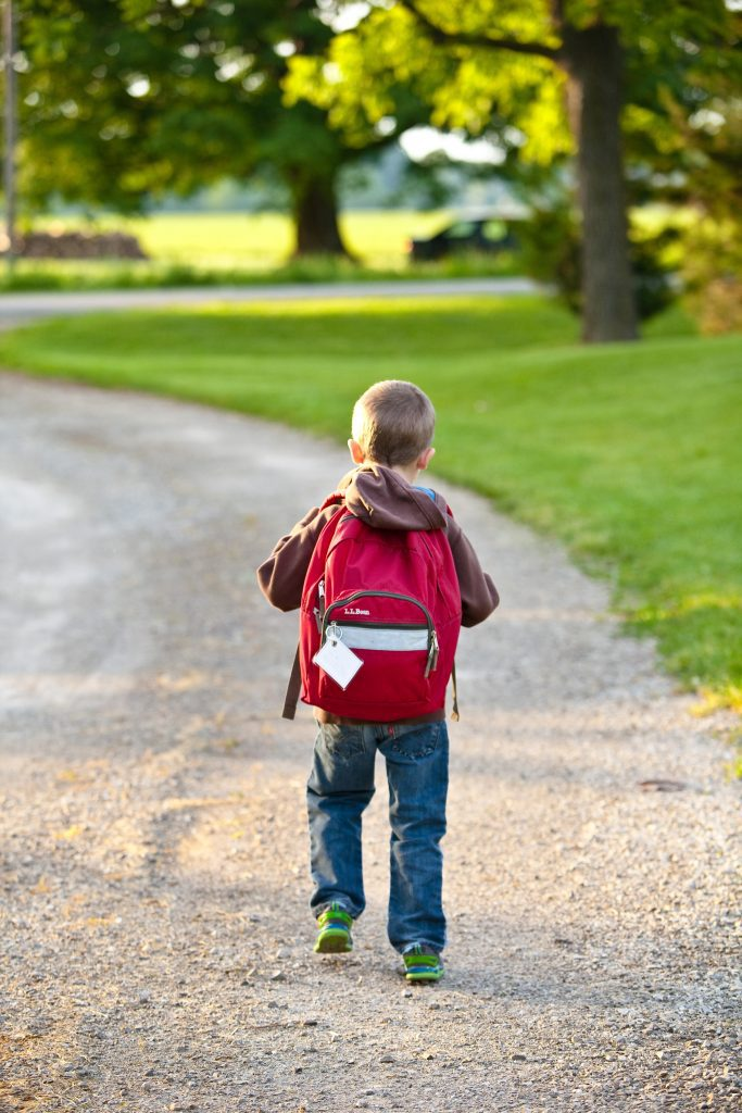 Half My Heart:: Back To School Separation Anxiety