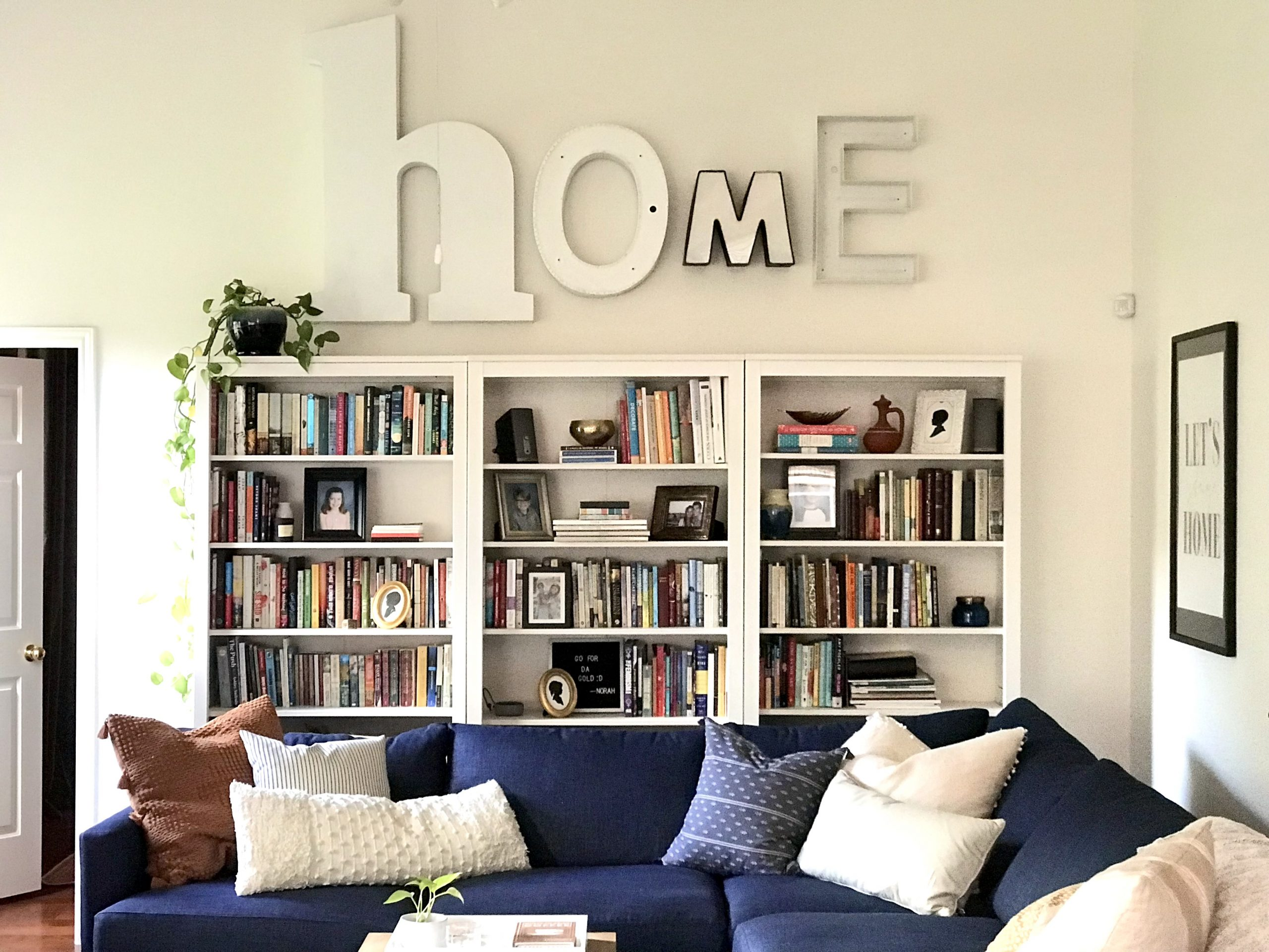 Simple Fall Decorating: Embracing It, Not Faking It