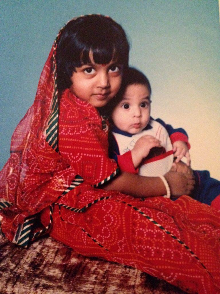 Celebrating Raksha Bandhan:: Our OG Siblings Day!