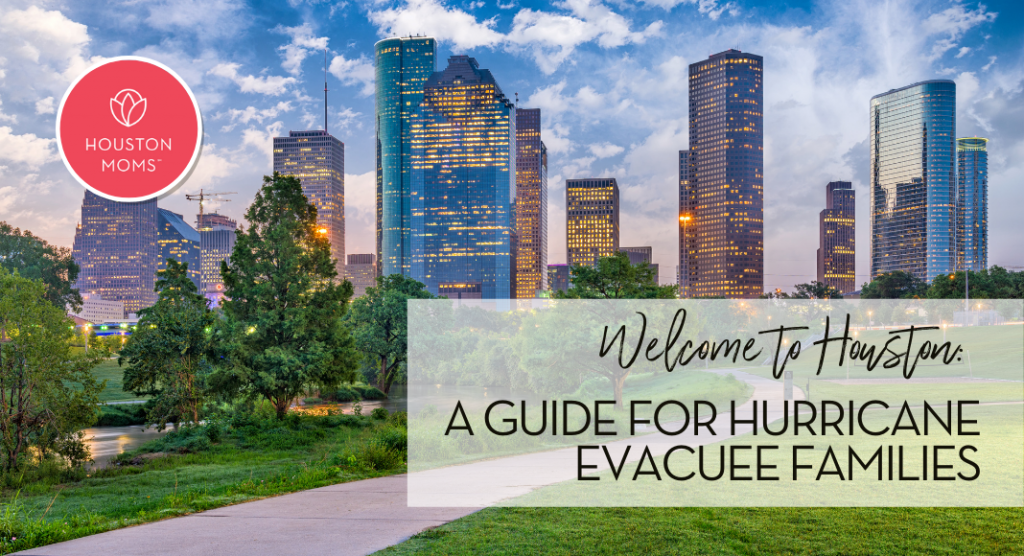 Welcome to Houston: A Guide for Hurricane Evacuee Families